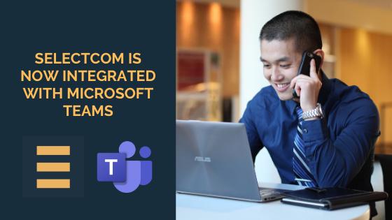 Selectcom-microsoft-teams-integration